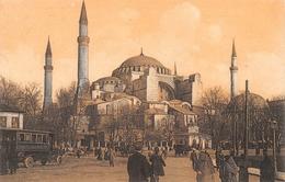 Constantinople - Ste. Sophie - 1925 - Oldtimer - Turkey