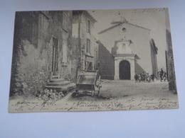 Les Camois : L'église    N°1231 - France
