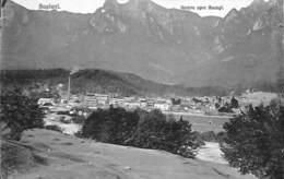Busteni - Vedere Spre Bucegi (1911) - Roumanie