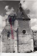 24 - BERGERAC - LE CLOCHER ARCADE DE L' EGLISE SAINT JACQUES -PELERINS COMPOSTELLE  -RARE PHOTO ORIGINALE STUDIO LABORIE - Lieux