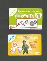 Promotion  Les 2 Derniéres Recharge Liberté  (boitsorbla) - New Caledonia