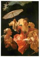 Art - Peinture - Jean Ranc - Vertumme Et Pomone - Carte Neuve - Voir Scans Recto-Verso - Paintings