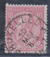 N° 46 - Bruxelles 3 - 1884-1891 Leopoldo II