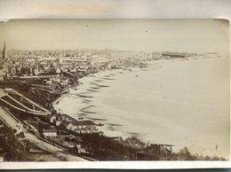 Sainte Adresse(76): Photo Sur Carton Vers 1885. Beau Plan. - Anciennes (Av. 1900)
