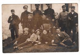 Nr. 5464,  FOTO-AK, WK I, - Guerre 1914-18