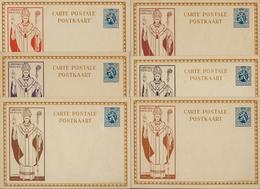 Cardinal Mercier Série N° 17 Neuve  (6 Cartes) Différentes Couleurs - Tarjetas Ilustradas