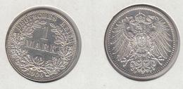 Allemagne  1 Mark 1906 F - [ 2] 1871-1918: Deutsches Kaiserreich