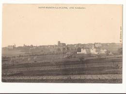 Loire Saint Martin La Plaine 1715 Habitants - Autres Communes