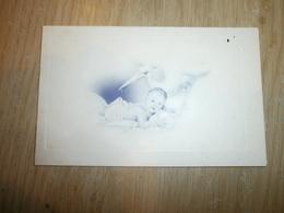 FAIRE PART DE NAISSANCE DE NINNIN 1939 CHARLEROI - Naissance & Baptême
