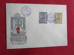 Portugal 1953 FDC 14º Centenário Da Chegada à Peninsula De S.Martinho De Dume - FDC