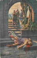 Art - Peinture - Mastroianni - Quo Vadis - Mort De Néron - Voir Scans Recto-Verso - Paintings