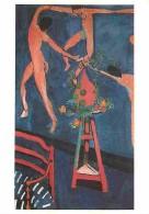 Art - Peinture - Henri Matisse - Capucines à La Danse - Femme Aux Seins Nus - Voir Scans Recto-Verso - Paintings