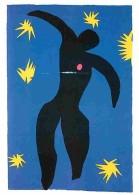 Art - Peinture - Henri Matisse - La Chute D'Icare - The Flight Of Icarus - Voir Scans Recto-Verso - Paintings