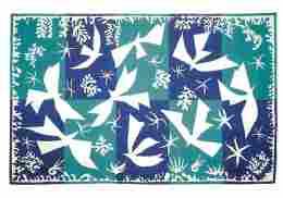 Art - Peinture - Henri Matisse - Polynésie - Le Ciel - Voir Scans Recto-Verso - Paintings