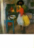 Art - Peinture - Pablo Picasso - Toilette - Carte Neuve - Voir Scans Recto-Verso - Paintings