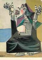 Art - Peinture - Pablo Picasso - La Suppliante - Voir Scans Recto-Verso - Paintings