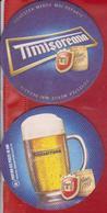 1 X Timisoreana Beer Beer Mat / Bierdeckel - ROMANIA - Other
