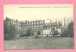 C.P. Wilrijk = Pensionnat  Des  Religieuses  Ursulines :  Côté  Du  Jardin - Antwerpen