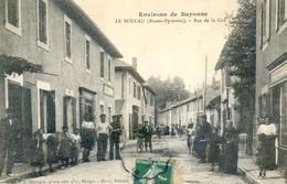 64 - Le Boucau - Environs De Bayonne - Rue De La Cité - Boucau
