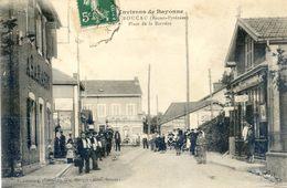 64 - Le Boucau - Environs De Bayonne - Place De La Barrière - Boucau