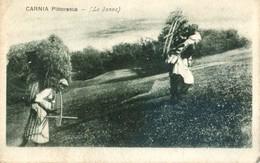 Carnia Pittoresca - Le Donne - Italia