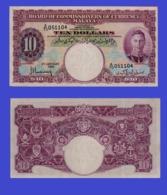 Malaya  10 Dollars  1940  - REPLICA --  REPRODUCTION - Malaysia