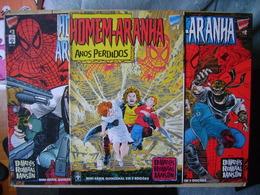 MAN-SPIDER (BRAZIL) - QUINZENAL MINI-SERIES IN 3 EDITIONS, EDITORA APRIL JOVEM - Books, Magazines, Comics