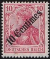 Deutsch  Turkei       .    Michel  .    49    .     *   .     Ungebraucht Mit Falz   .   /   .   Mint-hinged - Deutsche Post In Der Türkei