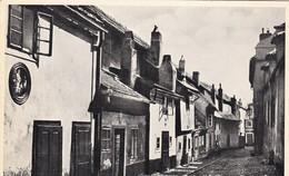PRAGUE. LA RUE DES ALCHIMISTES. TRADE JKO CARD. CIRCA 1950's CZECH REPUBLIC- BLEUP - Tsjechië