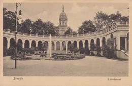 BRESLAU. LIEBICHSHOHE. TRINKS & CO. CIRCA 1900's. POLAND- BLEUP - Polen