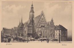 BRESLAU. RATHAUS. TRINKS & CO. CIRCA 1900's. POLAND- BLEUP - Polen