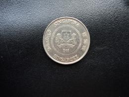 SINGAPOUR : 10 CENTS  1988   KM 51    SUP - Singapur