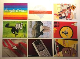 Lotto Cartoline - Pubblicitaria - Liquore Ballantines Adidas Breil Music Musica - Cartoline