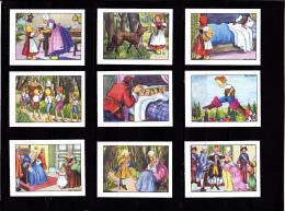 Lot 15 Images, Contes De Perrault, Editions Educatives, Scolaire, Illustrateur Calvet-Rogniat - Vieux Papiers