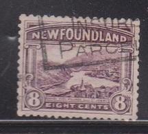 NEWFOUNDLAND Scott # 137 Used - Fishing Village Of Quidi Vidi - Newfoundland