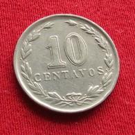 Argentina 10 Centavos 1930 KM# 35  Argentine - Argentine
