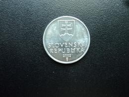 SLOVAQUIE : 20 HALIEROV   2002    KM 18    SUP - Slovaquie