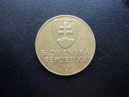 SLOVAQUIE : 10 KORUNA   1994    KM 11.1     SUP - Slovaquie