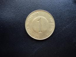 SLOVÉNIE : 1 TOLAR   1994 (K) *    KM 4     SUP - Slovénie