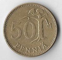 Finland 1972 50 Pennia [C562/2D] - Finland