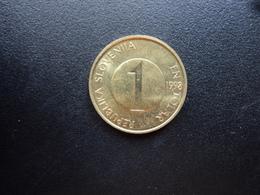 SLOVÉNIE : 1 TOLAR   1998    KM 4      SUP - Slovénie