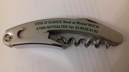 COUTEAU SOMMELIER MICHEL KOCH - Bottle Openers