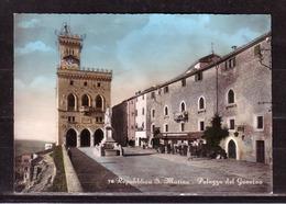 146j * SAN MARINO * PALAZZO DEL GOVERNO *!! - San Marino
