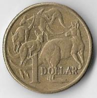 Australia 1985 $1 [C567/2D] - Decimal Coinage (1966-...)