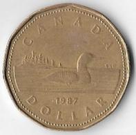 Canada 1987 $1 [C594/2D] - Canada