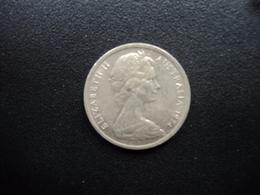AUSTRALIE : 5 CENTS  1974   KM 64    SUP - Monnaie Décimale (1966-...)