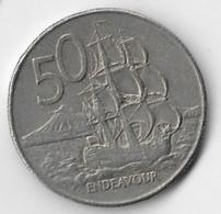 New Zealand 1982 50c [C603/2D] - New Zealand