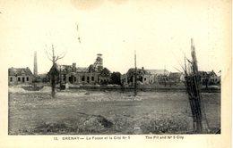 62 GRENAY - La Fosse Et La Cité N° 5 - France