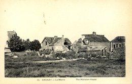 62 GRENAY - La Mairie - Autres Communes