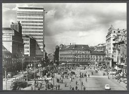 Yugoslavia, Croatia, Zagreb, Partial View, 1960. - Jugoslavia